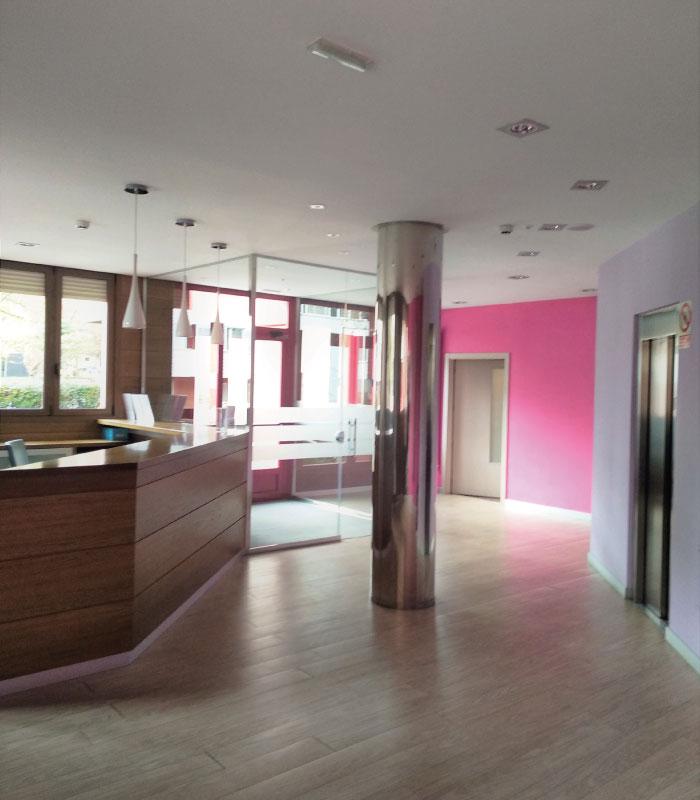Residencia de mayores en Vitoria-Gasteiz | Mercedarias | 3 ascensores