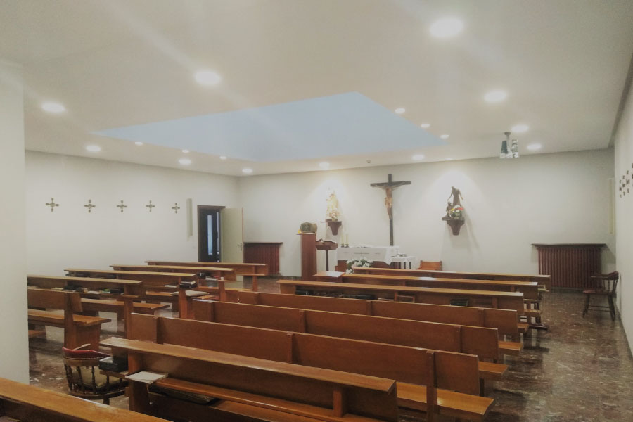 Residencia de mayores en Vitoria-Gasteiz | Mercedarias | Capilla