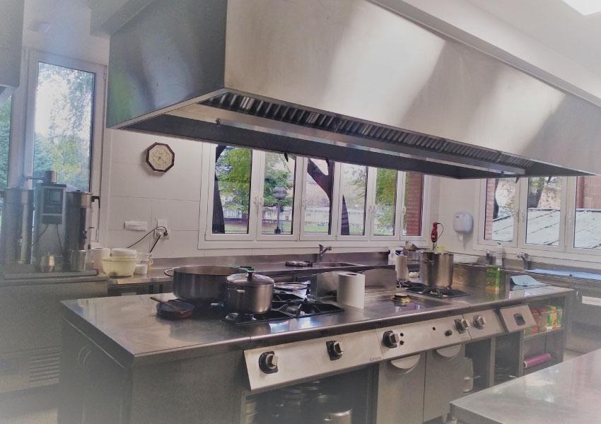 Residencia de mayores en Vitoria-Gasteiz | Mercedarias | Cocina