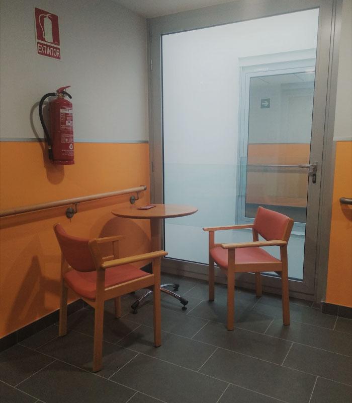 Residencia de mayores en Vitoria-Gasteiz | Mercedarias | Rincones especiales