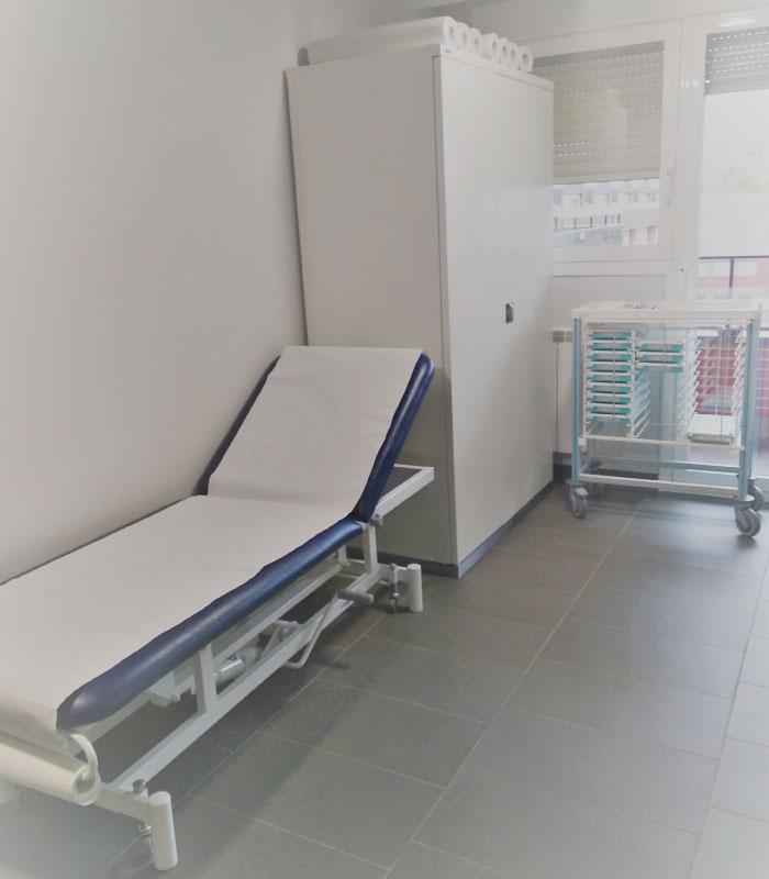 Residencia de mayores en Vitoria-Gasteiz | Mercedarias | Sala de curas