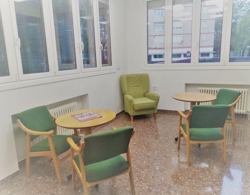 Residencia de mayores en Vitoria-Gasteiz | Mercedarias | Sala de estar y visitas