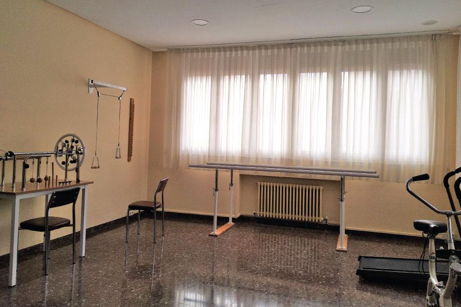 Residencia de mayores en Vitoria-Gasteiz | Mercedarias | Sala de Rehabilitación