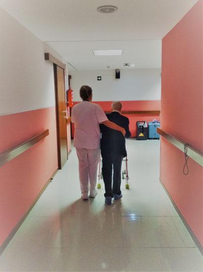 Residencia de ancianos en Vitoria-Gasteiz | Residencia Mercedarias Egoitza