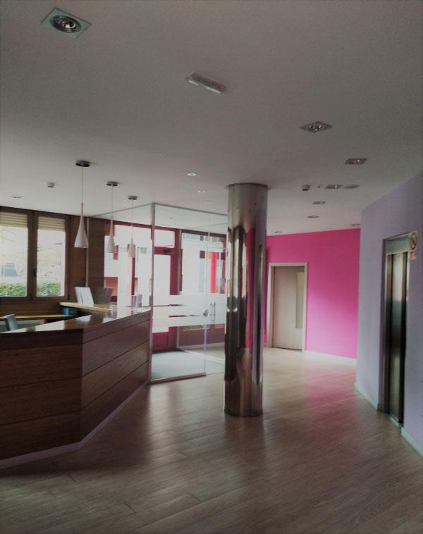 Residencia de mayores en Vitoria-Gasteiz | Mercedarias | Recepción