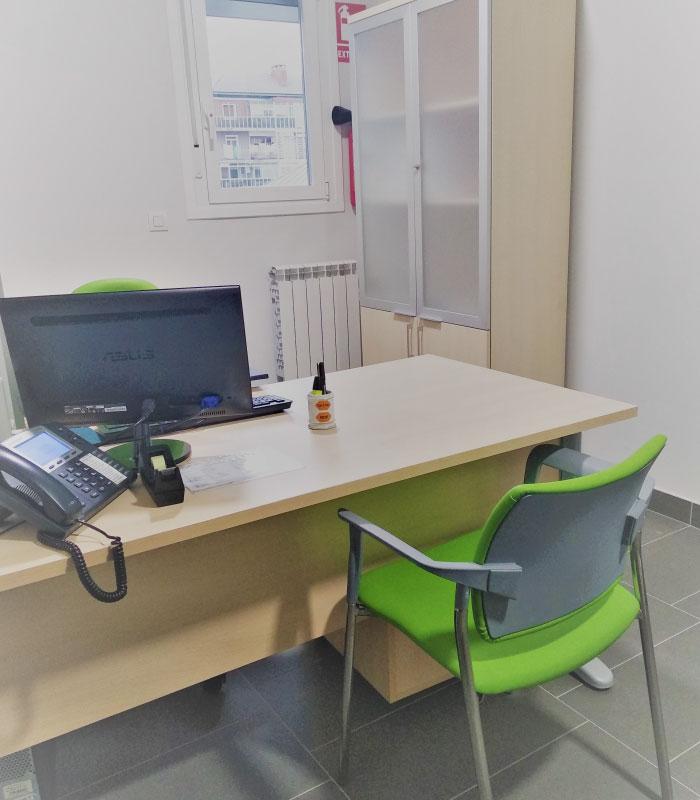 Residencia de mayores en Vitoria-Gasteiz | Mercedarias | Enfermería