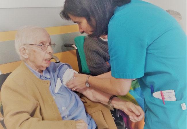 Residencia en Vitoria-Gasteiz | Enfermera 24 horas | Mercedarias Egoitza