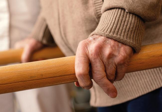 Residencia en Vitoria-Gasteiz | Fisioterapia | Mercedarias Egoitza
